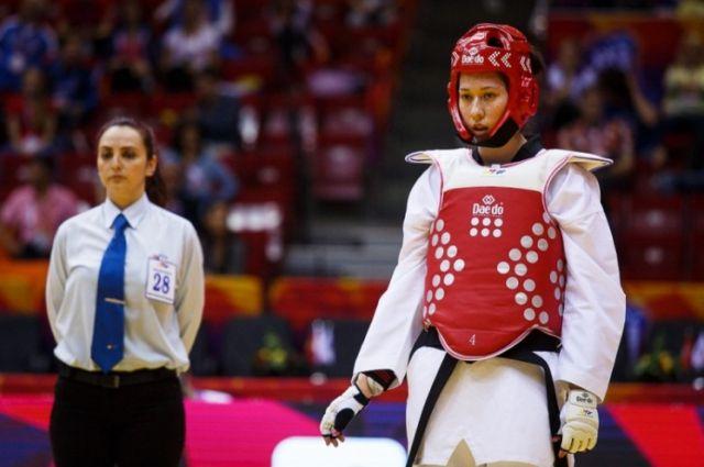 Южноуральские спортсмены завоевали три медали вЧемпионате Российской Федерации потхэквондо