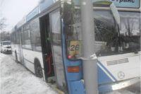 ДТП с автобусами стало меньше в Орске.