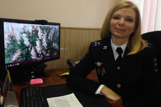 Алёна Василянская 24 года работает в правоохранительных органах.