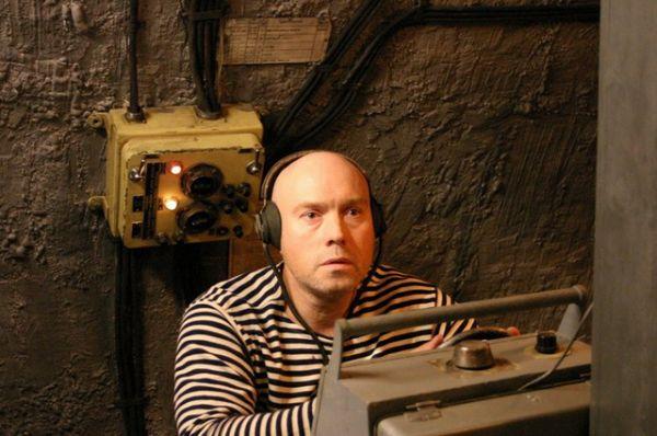 Продолжая работать в театре и кино, Сухоруков становился все популярнее. В фильме «Первый после Бога» (2005).