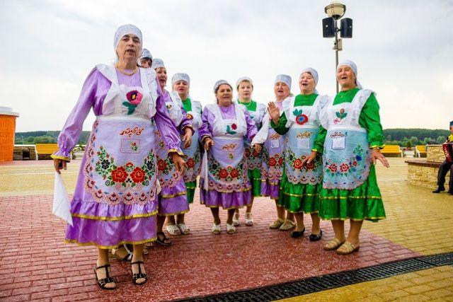 VIII всероссийский сельский Сабантуй в 2017 году пройдет в селе Средняя Елюзань.