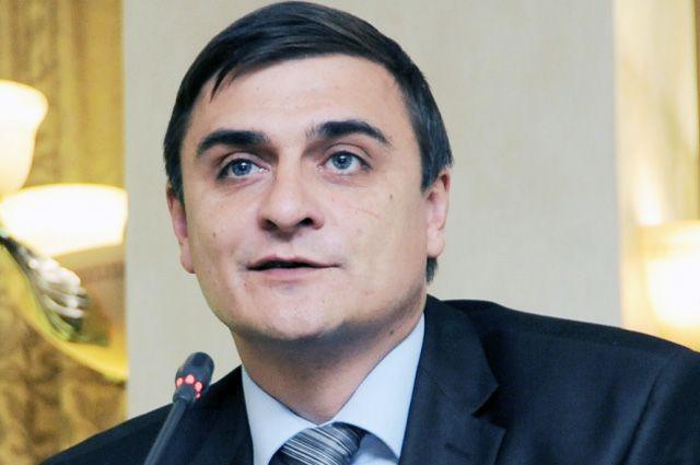 Дмитрий Востриков.