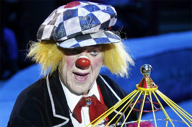 Неординарный слесарь. Как Олег Попов «переквалифицировался» в клоуны