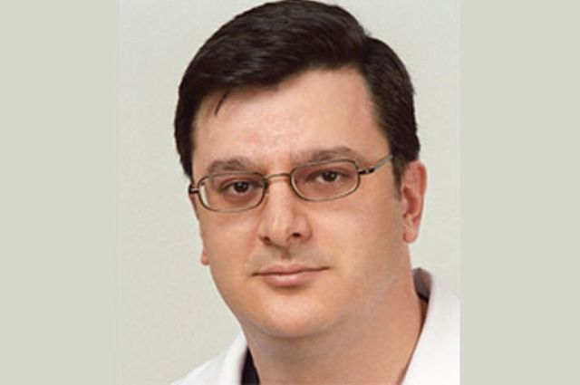 Фархад Джабаров: задача радиолога расстрелять в упор раковую опухоль.