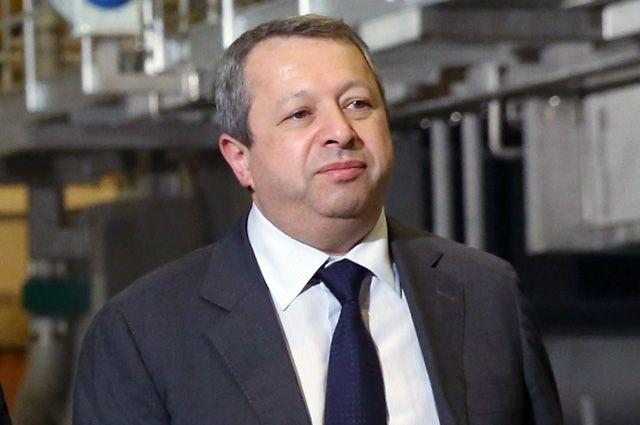 Захар Давидович Смушкин.