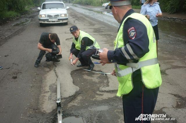 Наремонт федеральных трасс Омская область получит практически 3 млрд руб.