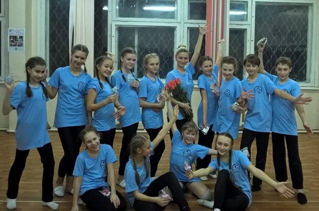 Ребята отличились в номинации «Хореография. Современный танец».
