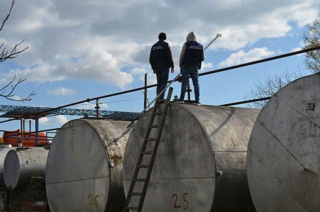 Предварительная стоимость изъятого топлива составляет свыше 2 млн грн