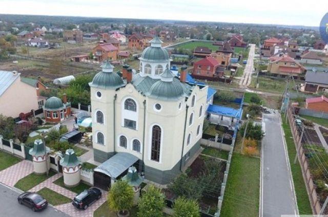 Дом судьи Сергея Галенкина