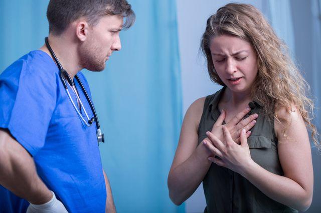 Сердечный хамелеон. По каким признакам распознать грудной остеохондроз? | Здоровая жизнь | Здоровье | Аргументы и Факты