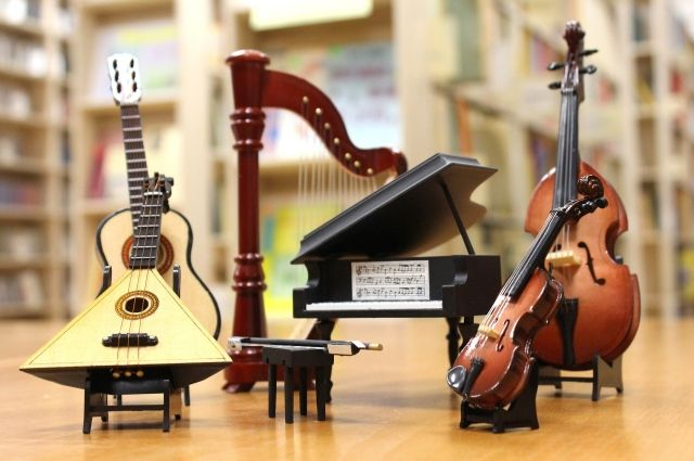 В Барнауле пройдет фестиваль исполнителей, играющих на струнных щипковых инструментах.