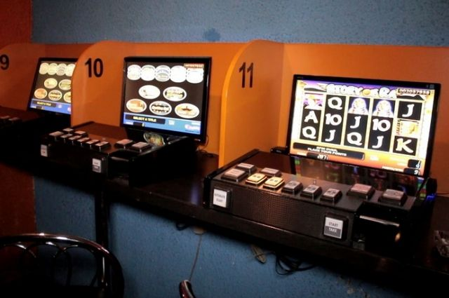 ВОмске обнаружили изакрыли незаконное казино