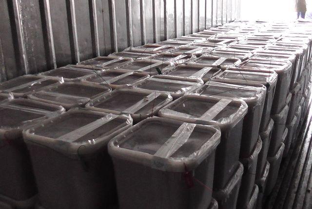 Прошлый рабочий похитил укамчатских предпринимателей полторы тонны икры