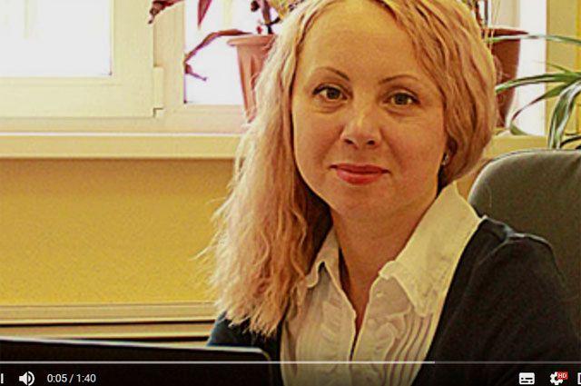 Анастасия Мякина.