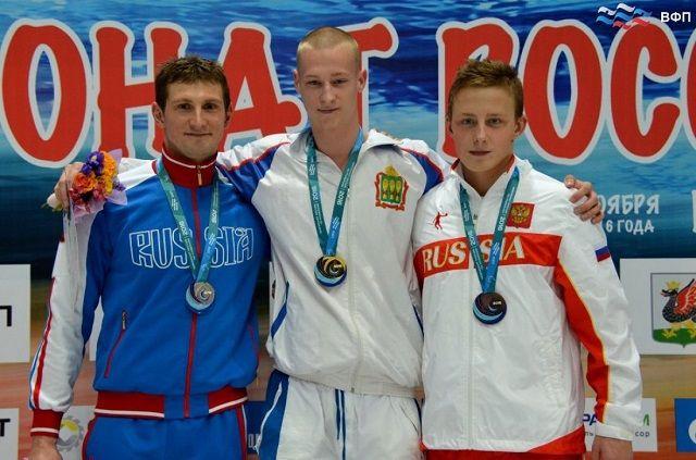 Александр Харланов выступит на дистанции 200 метров баттерфляем.