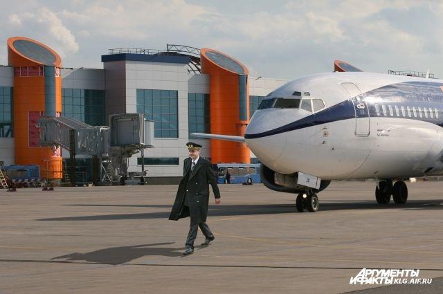 В Калининграде студент проник на стоянку самолетов и избил охрану аэропорта.
