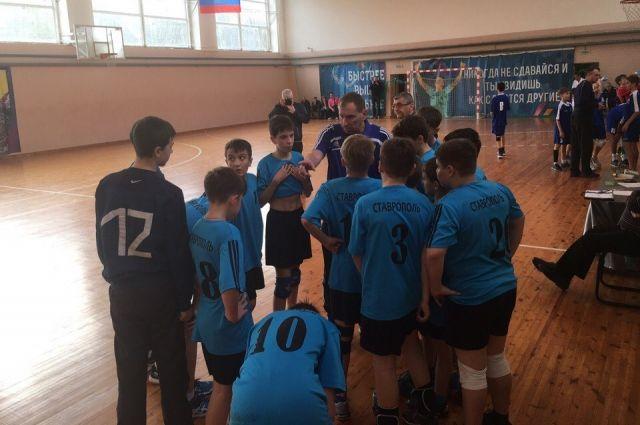 Ставропольские гандболисты вышли вфинал главенства страны
