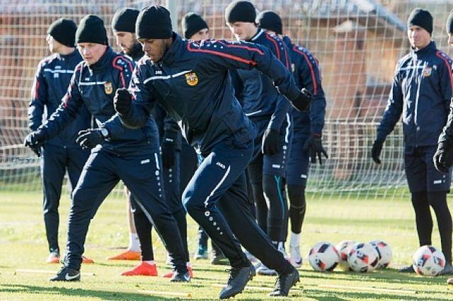 «Арсенал» продолжает подготовку кигре сЦСКА вНовогорске