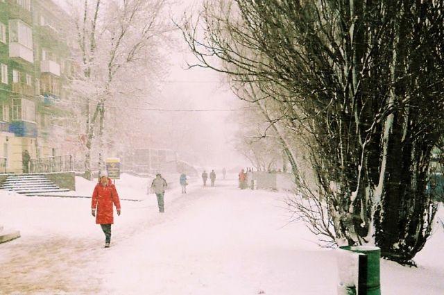 Завтра вБелгородской области ожидают мокрый снег сдождём