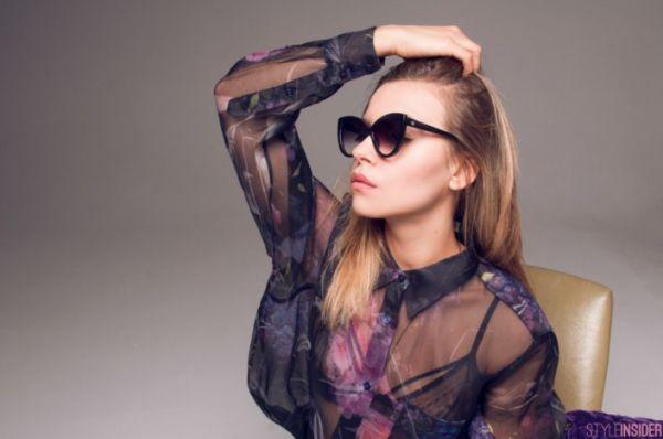 Среди любимых брендов Анастасия Деева назвала Acne, Stella McCartney, MM6, &Other Stories и COS