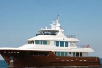 Яхта Александра Януковича