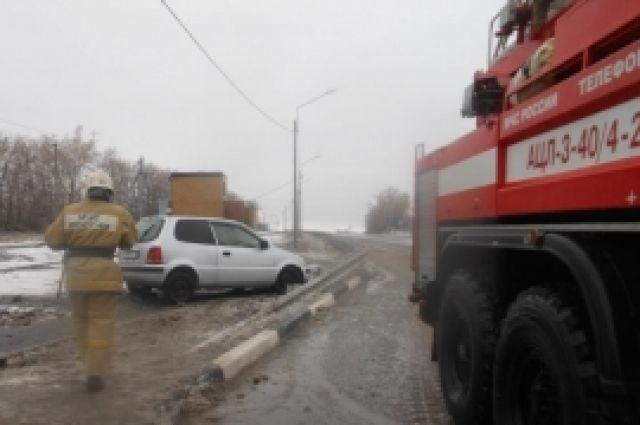 Один человек умер, двое пострадали всерьёзном ДТП вЧебоксарском районе