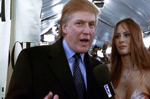В комедии Бена Стиллера «Образцовый самец» (2001) Трамп вместе со своей женой Меланьей появляется на несколько секунд и даже произносит короткую реплику.