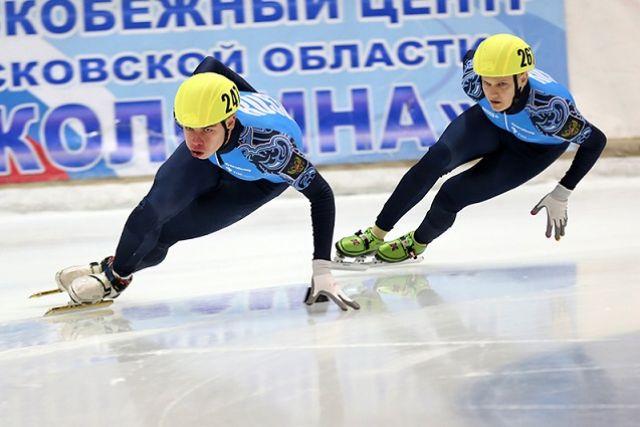Южноуральские конькобежцы завоевали 8 наград этапа Кубка Российской Федерации