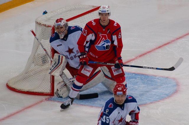 Хоккеист ЦСКА Михаил Науменков забил гол-красавец всвои ворота