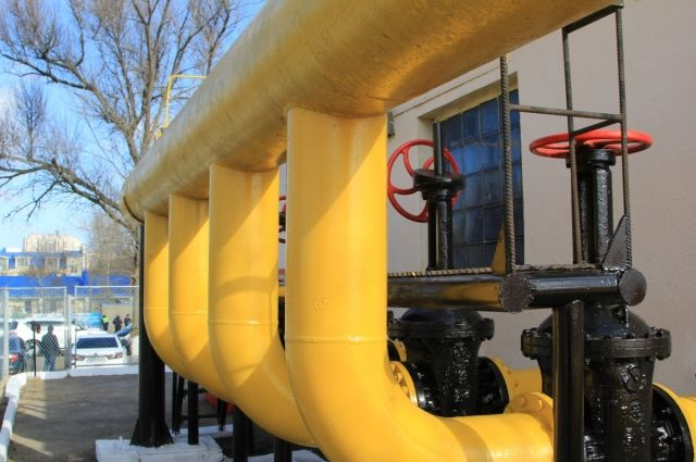Путин распорядился подать газ вукраинский Геническ как предыдущей зимой