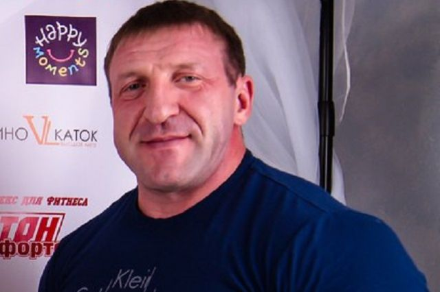 ВПензе арестован известный бодибилдер Алексей Нетесанов