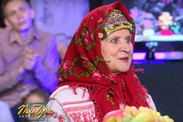 Брянская пенсионерка блеснула эрудицией нашоу «Поле чудес»