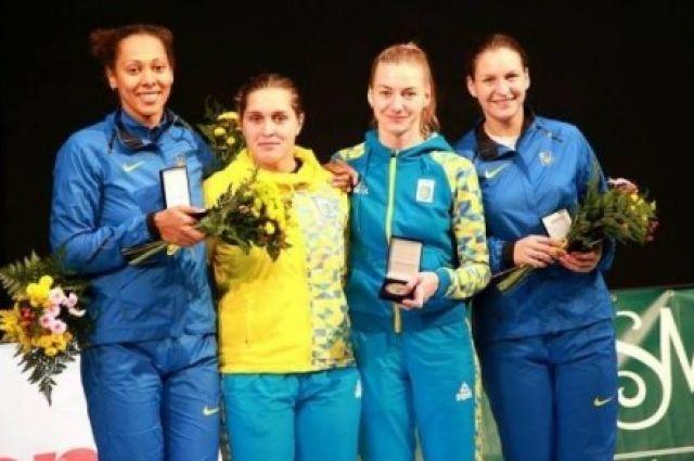 Женская сборная Украины по фехтованию