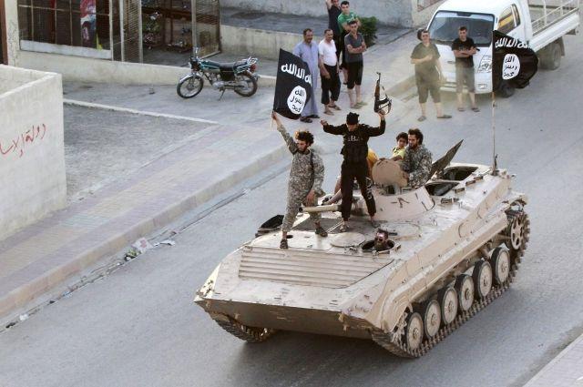 До5тыс.европейцев могут вернуться домой изИГИЛ