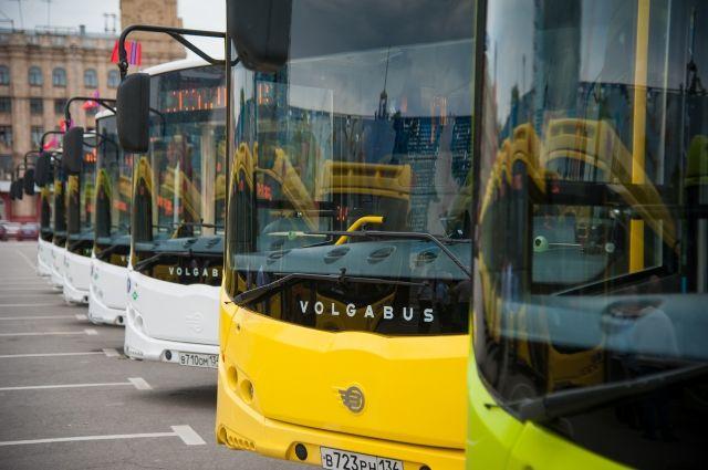 ВВолгограде заработала онлайн-карта движения транспорта