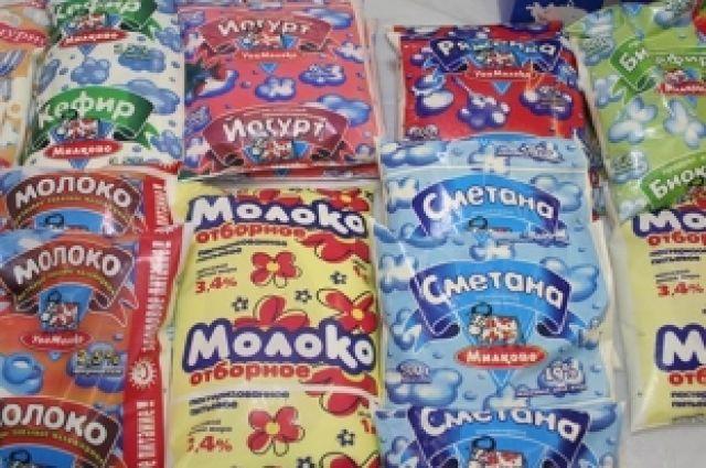 ВТемрюкском районе фура перевозила молоко из«будущего»