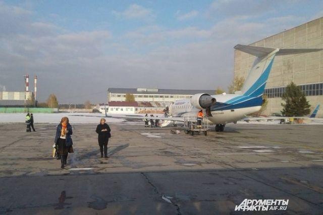 Самолет рейса Душанбе— Краснодар экстренно сел ваэропорту Пашковский