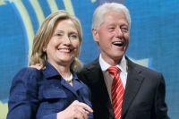 Хиллари и Билл Клинтон