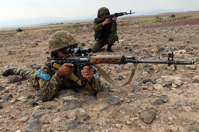 Зачем Россия создаёт с Арменией объединённую группировку войск?