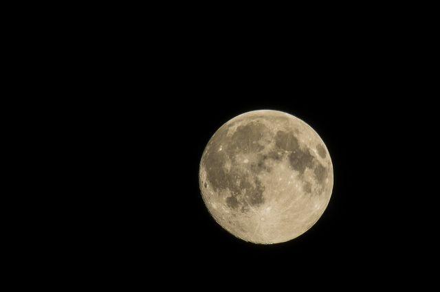 Во время астрономического события Луна  будет выглядеть больше