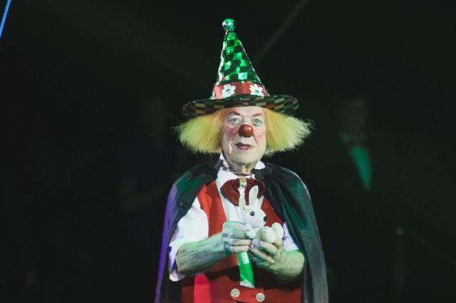 В памяти людей Олег Попов навсегда останется Солнечным клоуном.