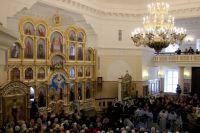 Чин великого освящения храма святителя Димитрия, митрополита Ростовского.