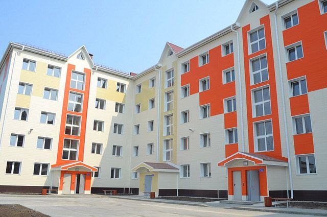 НаЯмале загод введут эксплуатацию 290 тыс. «квадратов» жилья