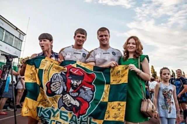 ВКраснодаре стартует проект «Здесь болеют заКубань»