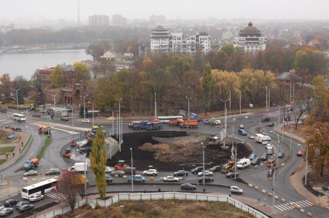 Самолет ВВС США приблизился кКалининградской области