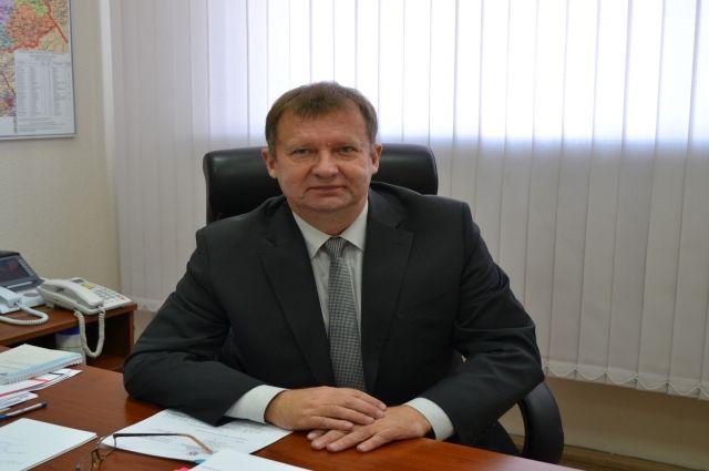 Замминистра здравоохранения Новосибирской области  А.В. Лиханов