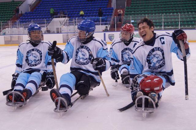 Спортсмены южнокорейской команды