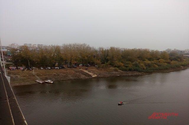 Правый берег тюменской набережной будет готов в 2017-ом году