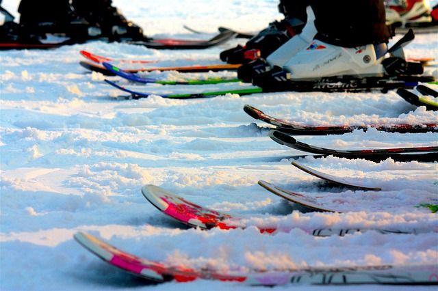 лыжня зовёт что надеть как выбрать лыжи и где покататься в