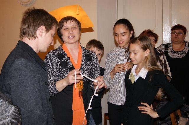 Педагог из небольшого посёлка Ключи Ачинского района прославилась на всю страну, став советником Министерства образования России.